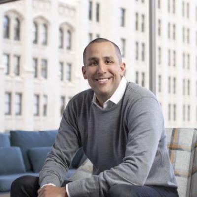 Hisham Salama, Executive Vice President; Chief Digital Officer at Bank of the West