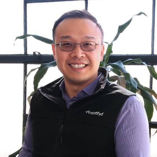 Derek Wang, Founder and CEO, Stratifyd
