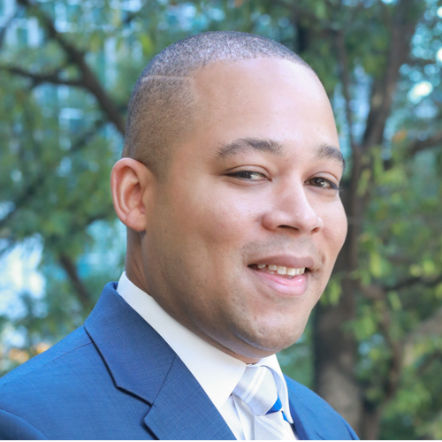 Rod Garvin, Talent and Inclusion Advisor