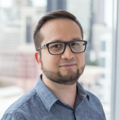Sergio Villareal, Engineering Manager