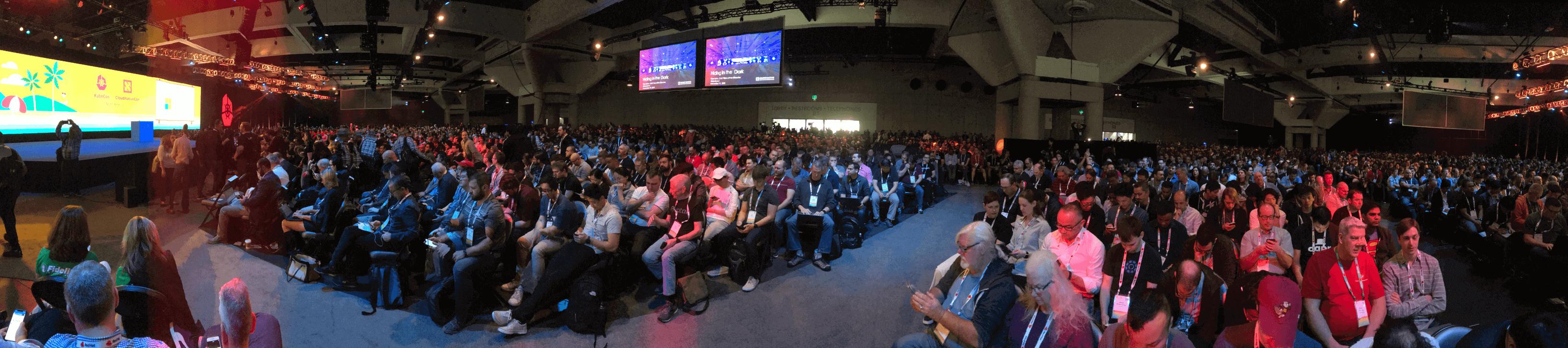 KubeCon 2019
